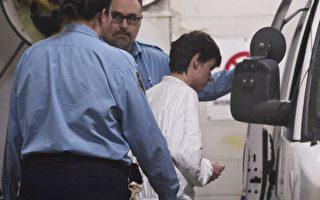 魁省清真寺槍擊案 疑犯被控6項一級謀殺罪