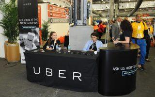 庫默推上州共享搭車 Uber助力