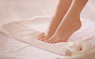 腳臭或乾裂別煩惱 試試這幾個天然療法