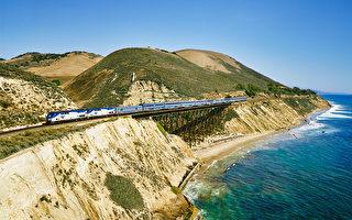 乘Amtrak火車旅行 看見窗外最美的風景