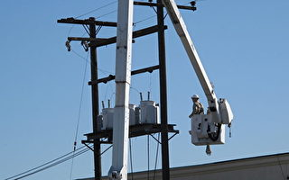 SCE近8000用户断电 周一多已恢复