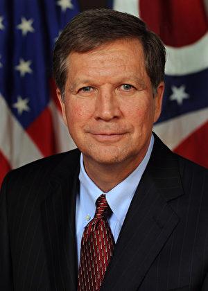 俄亥俄州州長,前總統候選人John R. Kasich為神韻發來褒獎,並代表俄亥俄州歡迎神韻的再次到來。(政府網站)