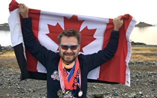 7天7大洲7次馬拉松 卡城鐵人創加拿大紀錄