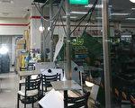 台南外海11日凌晨1時12分發生規模5.6地震,台南最 大震度6級,許多民眾被搖醒,有超商的天花板掉落 ,幸未傳出嚴重災情。(台南市政府提供)