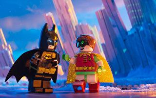 《乐高蝙蝠侠》北美登顶 全球票房近亿