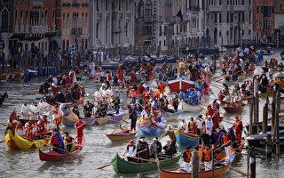 遊客每年三千萬 水都威尼斯有效回收垃圾