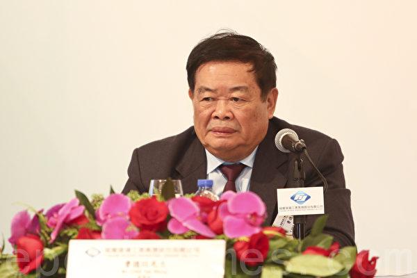 曹德旺:全世界最高稅負是中國 比美國高35%