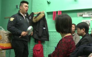 FDNY華裔消防員 服務別人成就自己