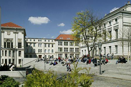 德國大學教育品質優良,吸引國際學生。(天下留學中心提供)