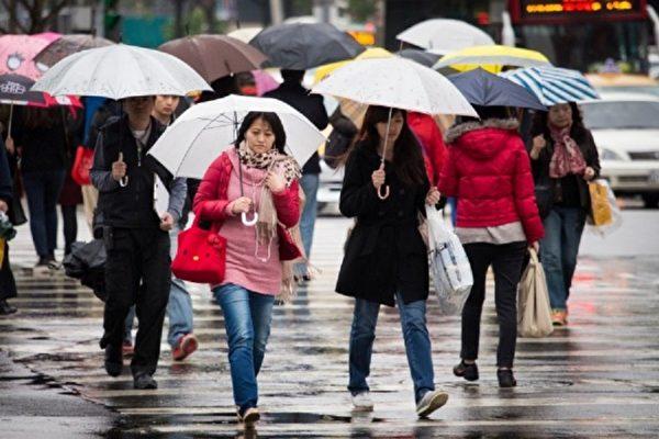 降雨機率30%是啥意思? 氣象專家答疑