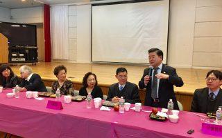 臺灣會館老人中心舉辦慶生會