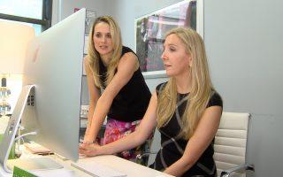 离开高盛 解决高跟鞋问题 两女创业成功