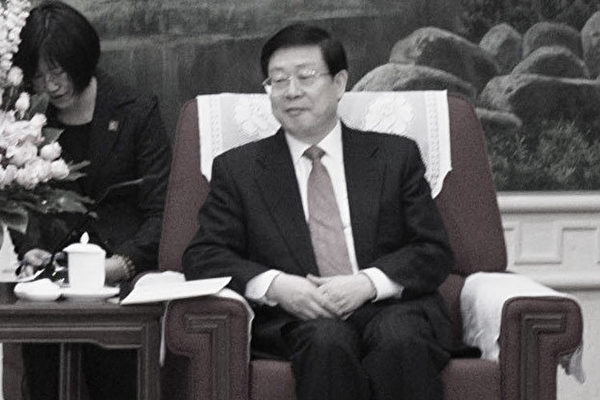 天津原代理書記黃興國被開除公職