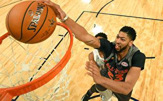 NBA明星賽 西區勝東區 戴維斯破紀錄52分