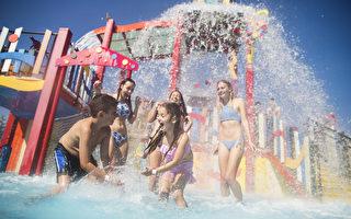 墨爾本夏天不能錯過的好去處   Funfields水上主題樂園
