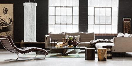 Weylandts品牌的CURATOR收藏系列家具。(Weylandts提供)