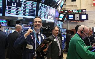美股週一氣勢如虹 標普市值首破20萬億美元