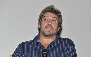 電影《危機13小時》的音效師羅素(Greg P. Russell)被取消奧斯卡提名。(Charley Gallay/Getty Images)