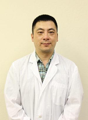 湾区硅谷,长青中医诊所的常欣医师。(常欣医师提供)