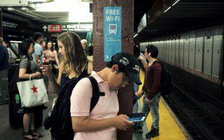 纽约地铁延误成常态 五年翻一倍