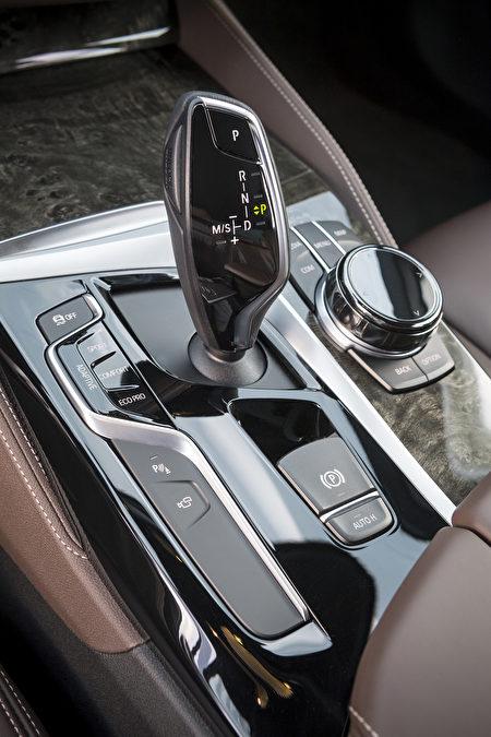 寶馬530d檔位圖(BMW提供)