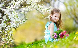天使最常出現的面貌是小孩