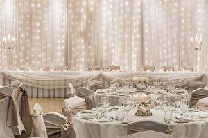 Novotel Sydney Norwest酒店可招待190人,並提供全套的方案,是你們婚禮招待會的最佳選擇。(商家提供)