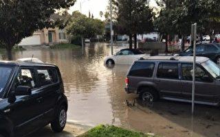 在外住两晚 华人亲历加州圣荷西水灾