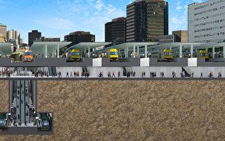 悉尼中央火車站升級改造工程 明年開工