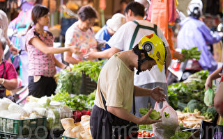 台2月菜價大跌37.76% 創近88個月新高