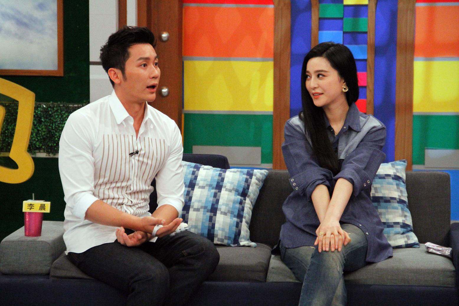 范冰冰與李晨宣佈分手:我們不再是我們