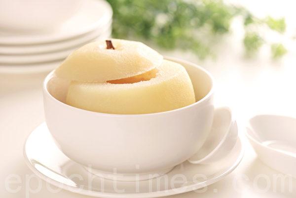 冰糖燉梨(龔安妮/大紀元)