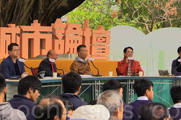 梁振英或任政協副主席 劉夢熊指仍要查UGL事件