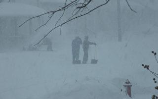 冬季風暴襲擊美南部 5千萬美國人或被波及