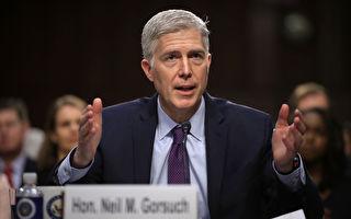 美參議院推遲一週投票確認高院大法官