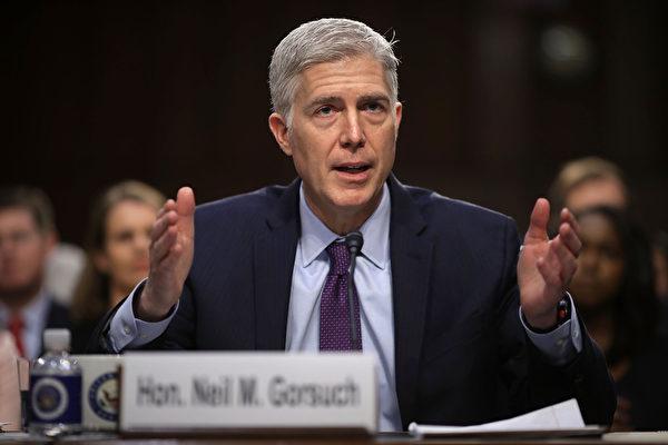 美民主党或跟共和党协商 通过大法官提名