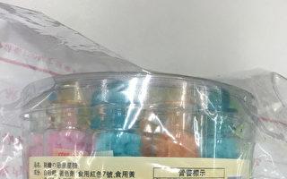 台北市查驗兒童零嘴  1件不合格