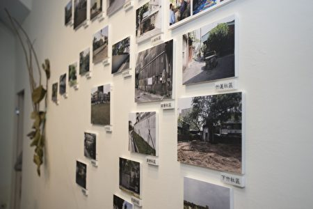 共有27个社区绿美化提案获补助。(新竹市府提供)