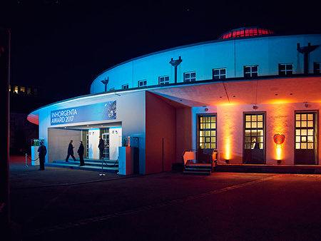 2017年慕尼黑国际钟表、珠宝首饰展馆。(主办方提供)