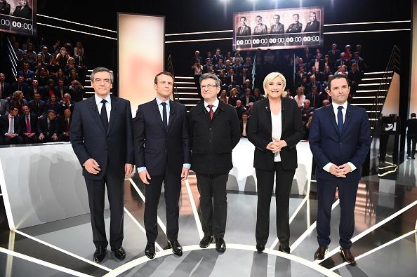 法国大选走势 几十年来最不可预测的大选