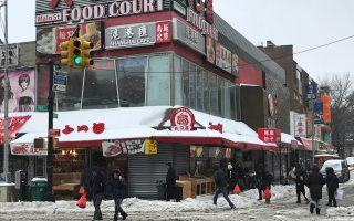 暴风雪绕道而行 纽约市今恢复正常
