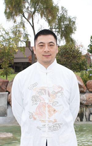 长青中医诊所的常欣医师。(常欣医师提供)