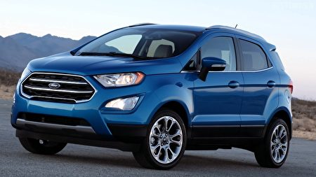 Ford EcoSport(Ford提供)