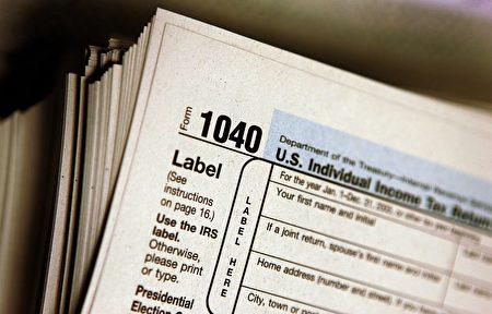 AHCA對高收入者提供較大的減稅優惠。(Tim Boyle/Getty Images)