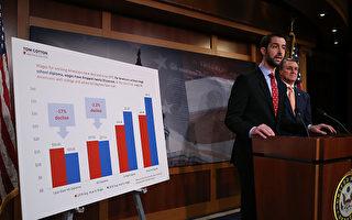 美参议员提法案 欲让移民名额减半