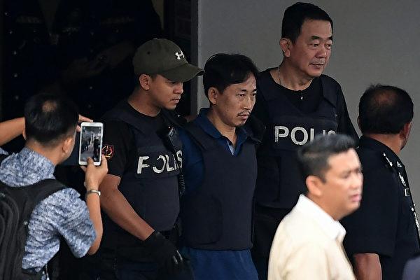 金正男被殺 涉案朝鮮「毒師」遭馬國驅逐出境