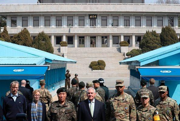 双管齐下 美将推进制裁对朝核贸易的中企