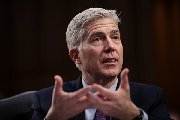 美国大法官任命听证 精彩对白回溯