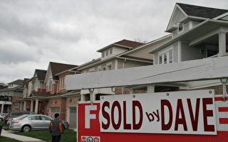 多伦多郊区独立屋均价首超100万