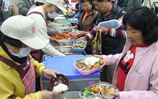 社区共餐结合医院 福禄寿饭厅真健康
